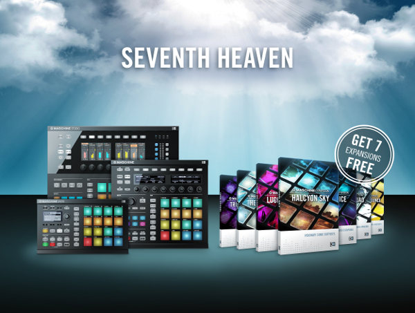 NI_Seventh_Heaven_Maschine_Sales_Special